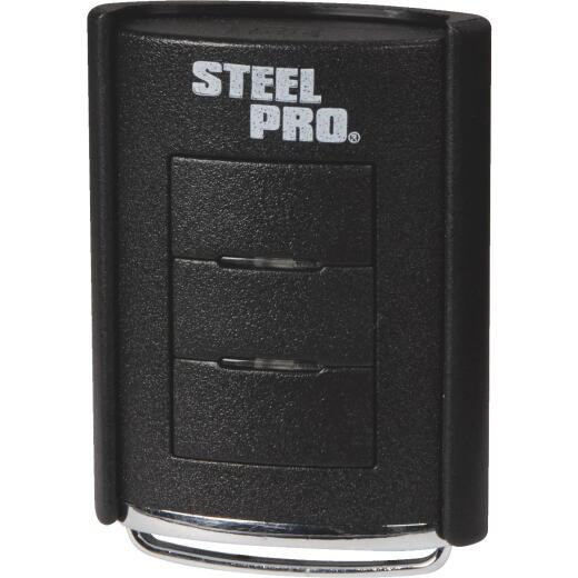 Steel Pro 3-Button Garage Door Opener Remote