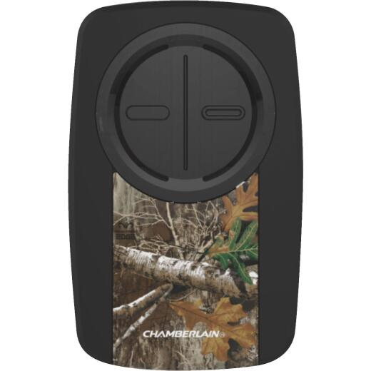 Chamberlain Original Clicker 2-Button Realtree Camo Universal Garage Door Remote Control