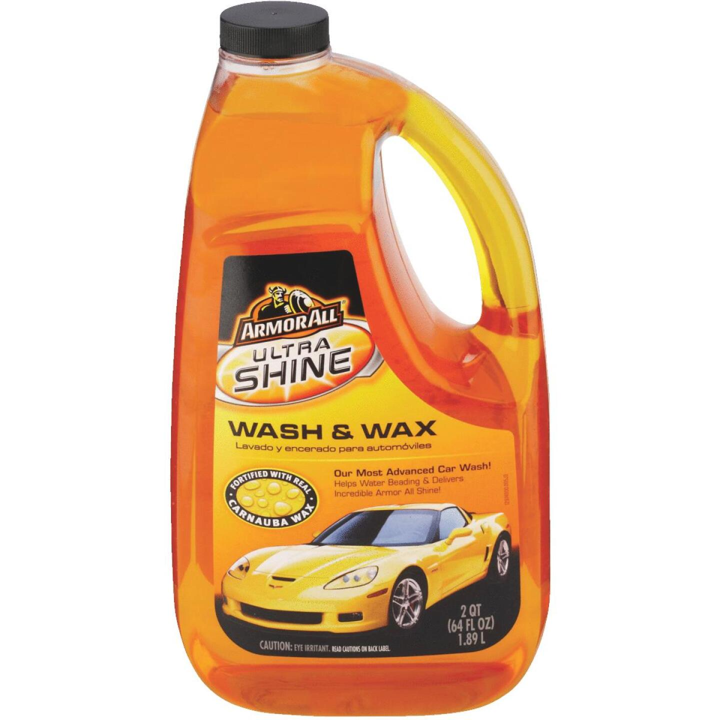 Armor All Liquid 64 oz Car Wash Image 2
