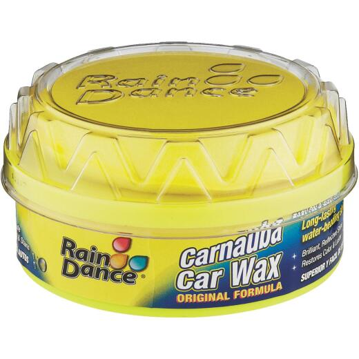 Rain Dance 10 oz Cream Car Wax
