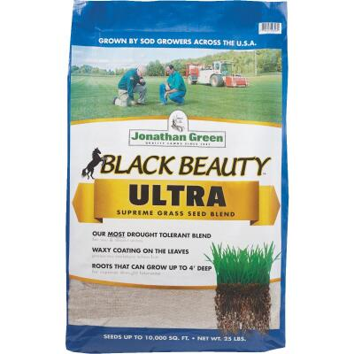 Jonathan Green Black Beauty Ultra 25 Lb. 5000 Sq. Ft. Coverage Tall Fescue Grass Seed