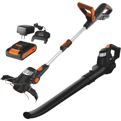 Scotts 20V String Trimmer/Blower Combo